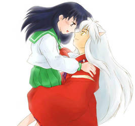 iNUYASHA CHARAC. by iNUx33