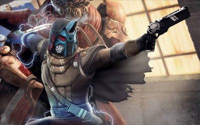 Cayde-6 by TheMaestroNoob
