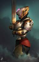 Destiny Titan (Year 3) by TheMaestroNoob