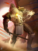Sci-fi Solaire by TheMaestroNoob