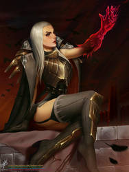 Swain by TheMaestroNoob