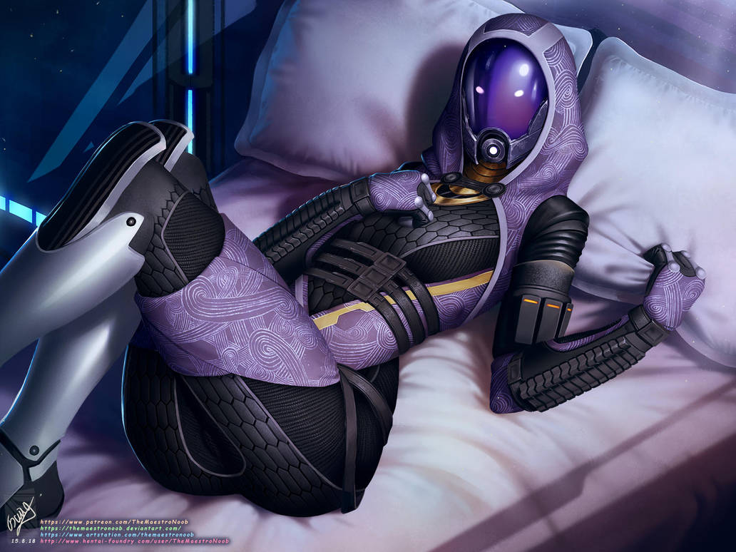 Tali by TheMaestroNoob