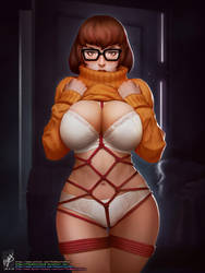 Velma Dinkley (Special 2) by TheMaestroNoob