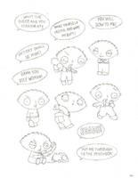 Stewie Collage 1 by InsaneKane87
