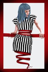 Mosh Stripes by venonded