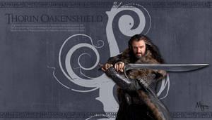 Thorin Oakenshield by Elnarseltaair