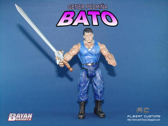 BATO  : AGIMAT WARRIOR by and1boyx