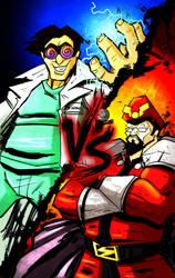 Insano VS Critic by DrCrafty
