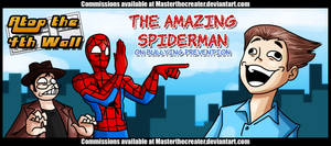 AT4W: Spiderman on Bully prevention by DrCrafty