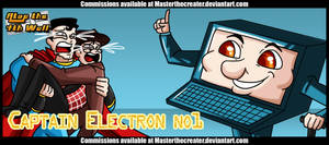 AT4W: Captain Electron no.1 by DrCrafty
