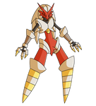 Pokemon Fusion Prize Donation: Hyperforcego by DrCrafty