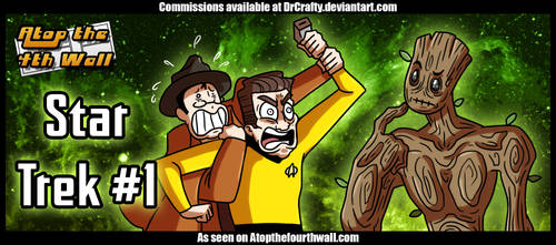 AT4W: Star Trek #1 by DrCrafty