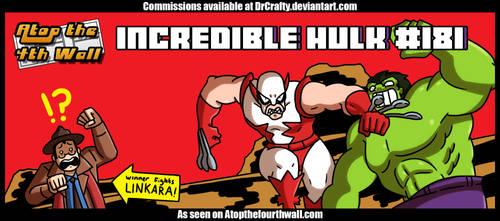 AT4W: Incredible Hulk #181 by DrCrafty