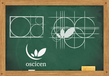 Logo process by oscicen