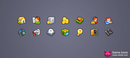 game icons by Shek0101