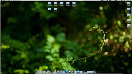 Desktop by Shek0101
