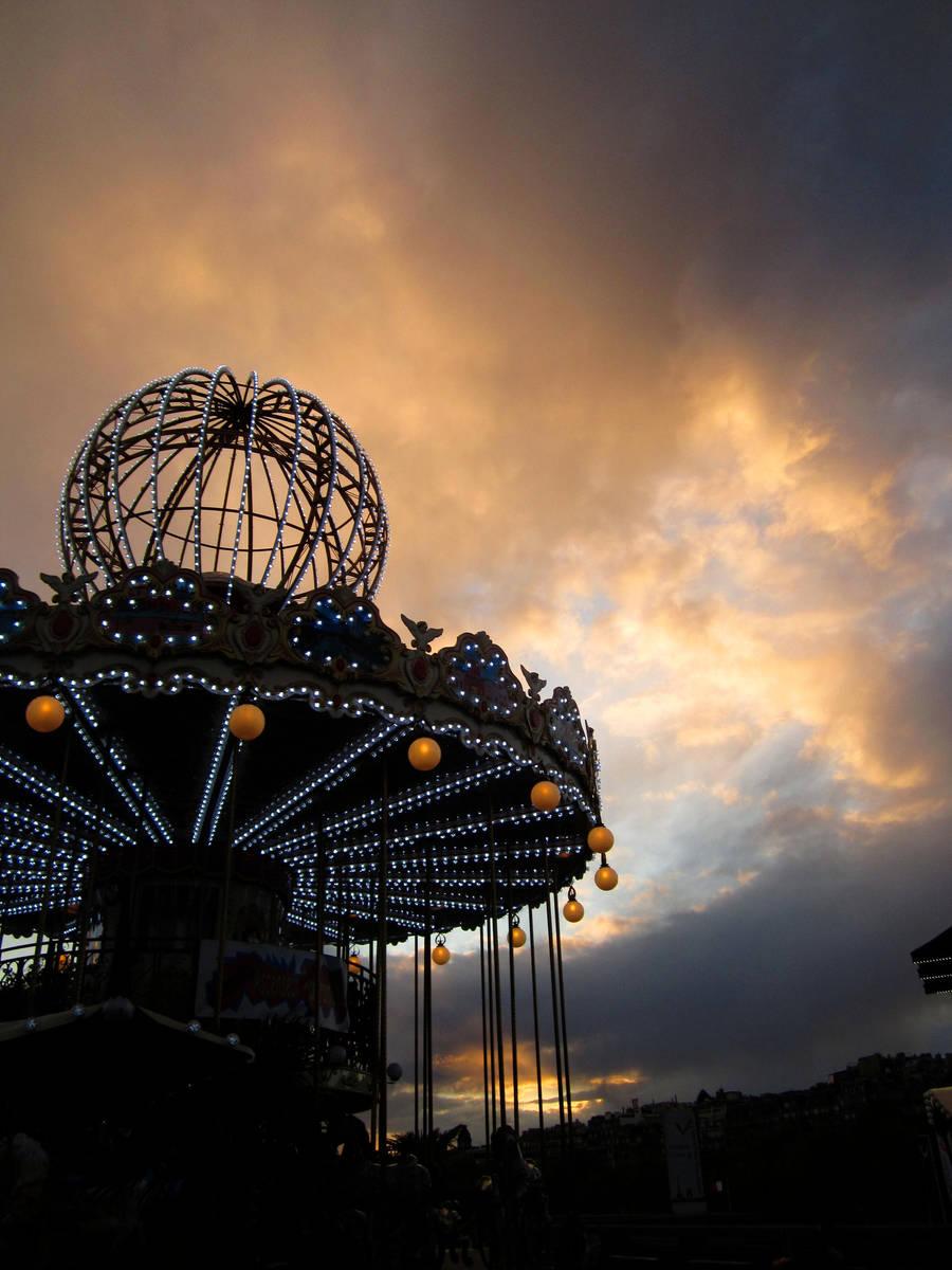 Paris Evening by Jabberworks