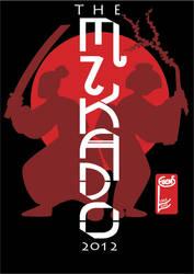 Mikado T-Shirt by Jabberworks