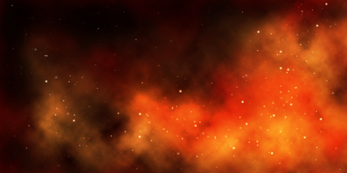 Fire galaxy by Destinaetus