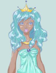 Mermaid Princess by Comtesse-du-Cupcakes