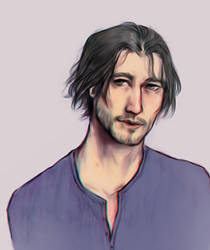 [C] Alan by PonuryGrajek