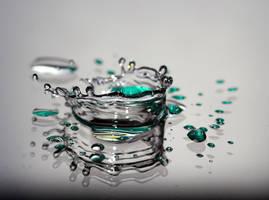 Splash II by adambrowning