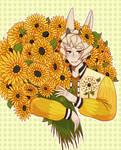 sunflower by 3lizab3t