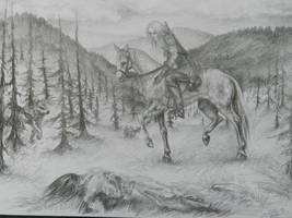 Geralt by MiriameleTremere
