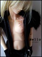 BJD - Mello by anda-chan