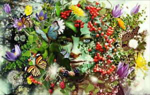 Earth Mother by Scarletmcd
