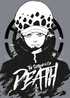 Trafalgar Law - One Piece by ombobon
