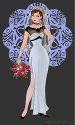 Bendalin's Wedding Dress by TactfullFob014