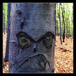 Angry Tree by SimonArts