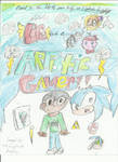 Life of a Artistic Gamer by 101LightTheHedgehog