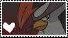 Staraptor Stamp by flarefugikage