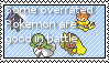 Try Using Them in Battle by flarefugikage