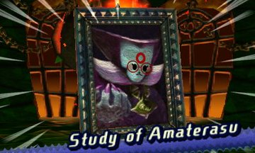 Miitopia- The Study of Amaterasu by Killzonepro194