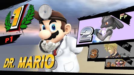 Smash Wii U- Lucariibo Diagnosis- Butt Hurt by Killzonepro194