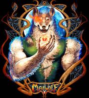 Man-Wolf ~Rage of the StarGod~ by Guardian-Beast