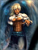 Valmund - A Strange Little Dovahkiin by Guardian-Beast