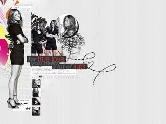 True Love by M-aa