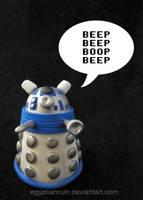 Beep Beep Boop Beep by egyptianruin