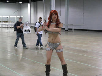 Red Sonja 2 - Comic-Con Chicago 2012 by ShadowRoadz