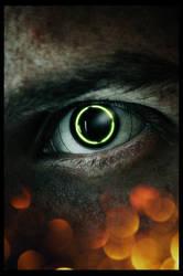 Deus Ex Eye by AlexCooperArt