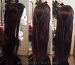 Lotr Wig by RhavanielCreations