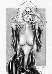 Black Cat By Marck Ferreira by marcholanda