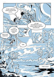 COMIC PAGE BY Marck Ferreira by marcholanda