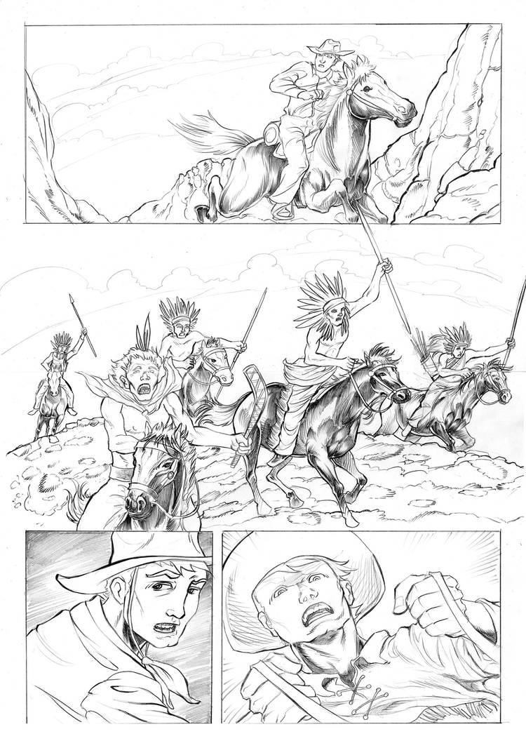 Western Page02_BY Marck Ferreira by marcholanda