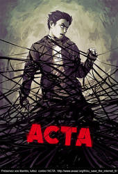 STOP ACTA by Tohad
