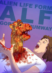 Alf BADASS by Tohad